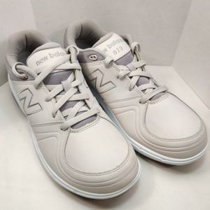 NEW BALANCE WW813 Leather Walking Sneakers Lace Up